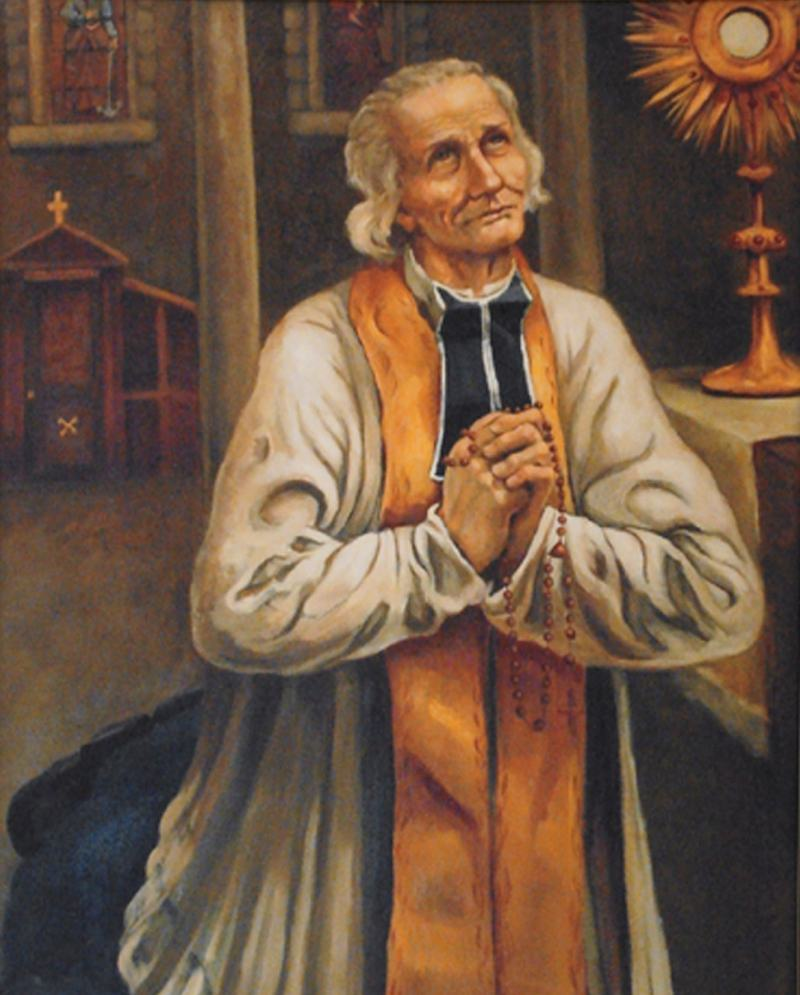 St John Vianney, the Curé of Ars